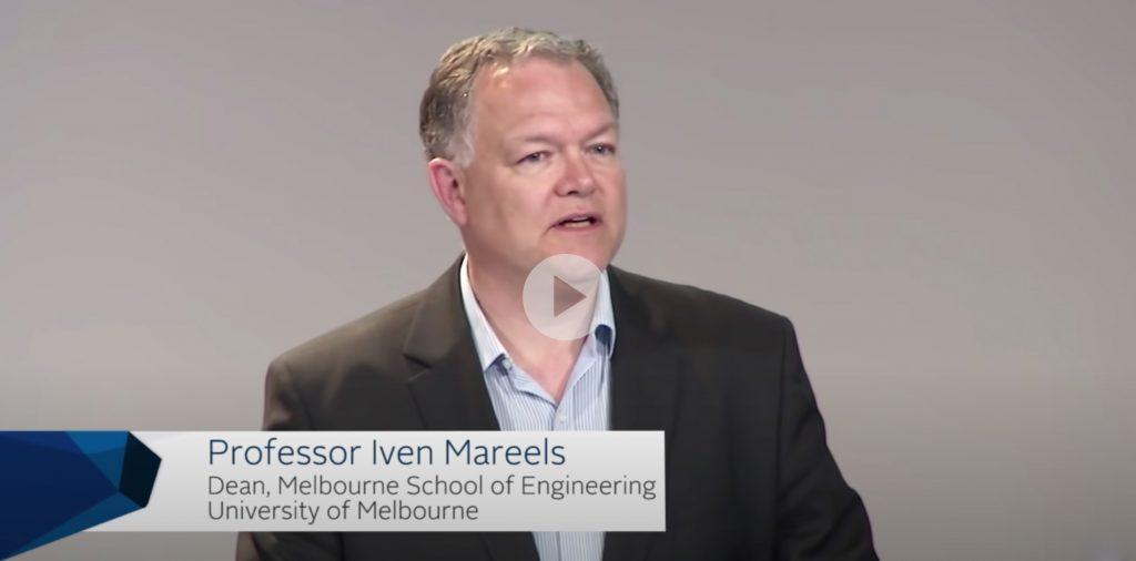 Professor Iven Mareels